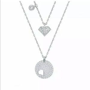 Swarovski Crystal Wishes necklace